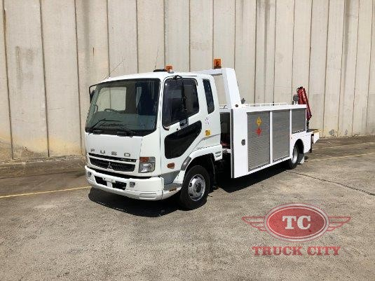 2009 Mitsubishi Fighter 6 Truck City - Wrecking for Sale