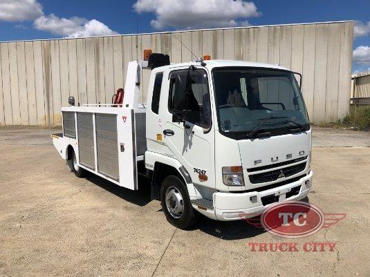 2009 Mitsubishi Fighter 6 Truck City - Trucks for Sale
