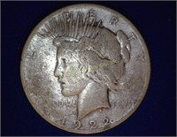 Online-Only Perry Coin Auction
