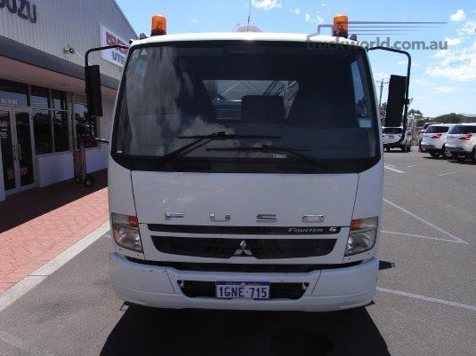 2009 Fuso Fighter 6 South West Isuzu - Trucks for Sale