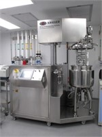 Private Treaty Sale -Krieger Homogenizing System