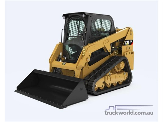 2017 Caterpillar 239D - Heavy Machinery for Sale
