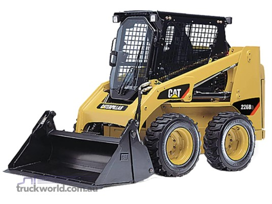 2018 Caterpillar 226B3 - Heavy Machinery for Sale