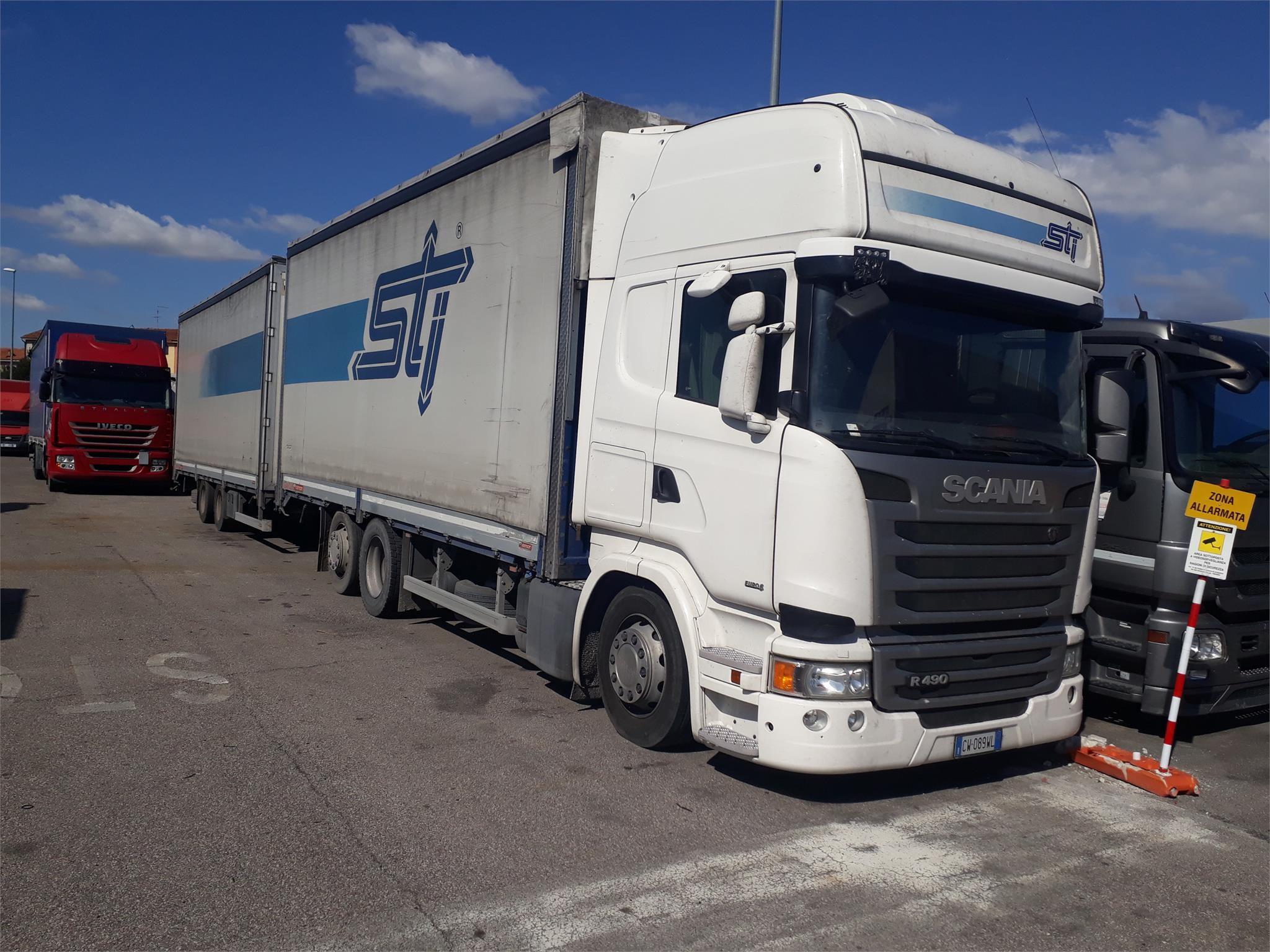 Scania R490 #Used