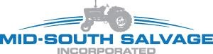 Farm Equipment Dismantled Machines By MID SOUTH SALVAGE - 2314