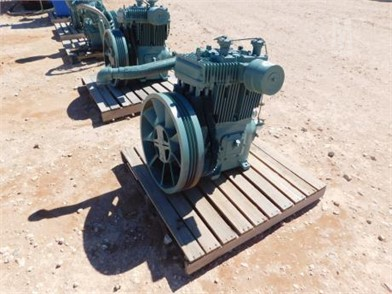 Oil Works Inc Air Compressors Auction Results - 1 Listings