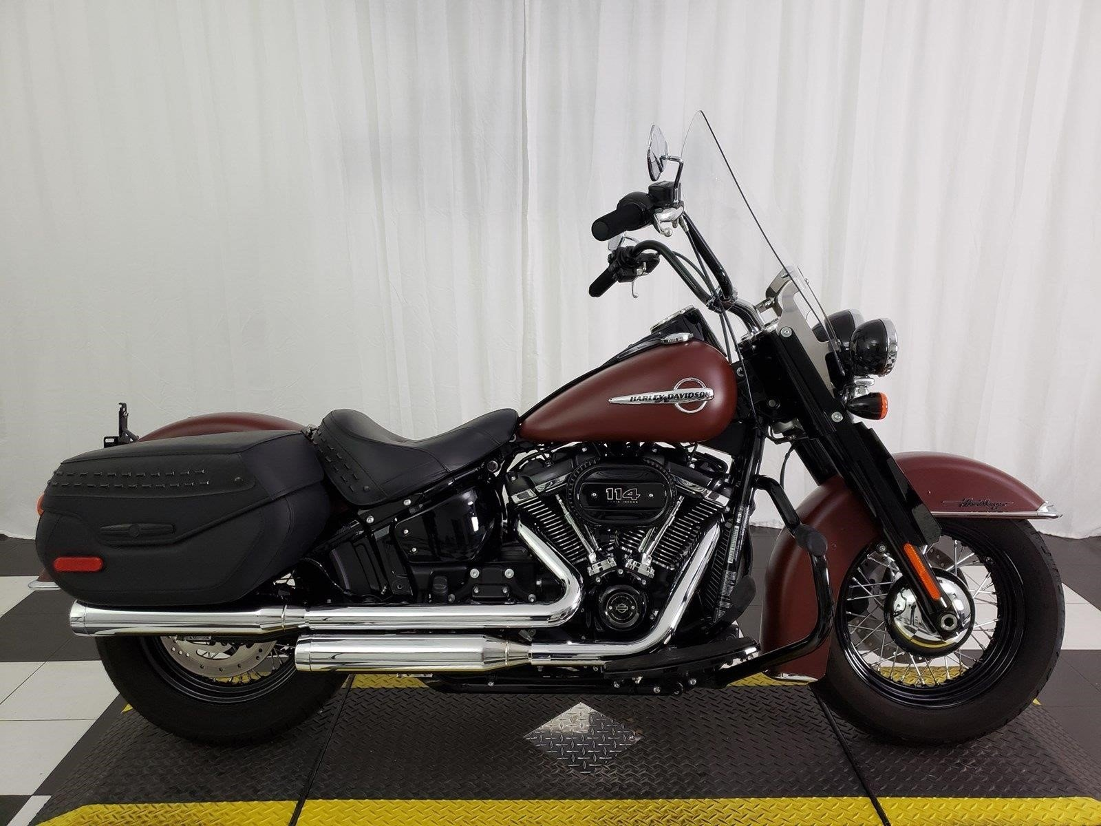 2018 HARLEY DAVIDSON HERITAGE SOFTAIL CLASSIC For Sale in Mesa