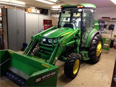 Gebrauchte JOHN DEERE 4066R Zum Verkaufen - 65 Auflistung | Tractor
