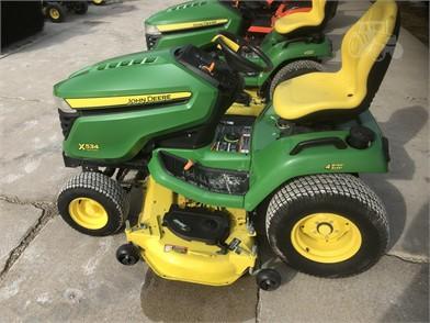 JOHN DEERE X534 For Sale - 78 Listings | TractorHouse.com ... on
