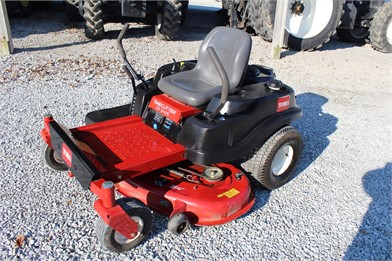 Toro Zero Turn Lawn Mowers Auction Results - 101 Listings