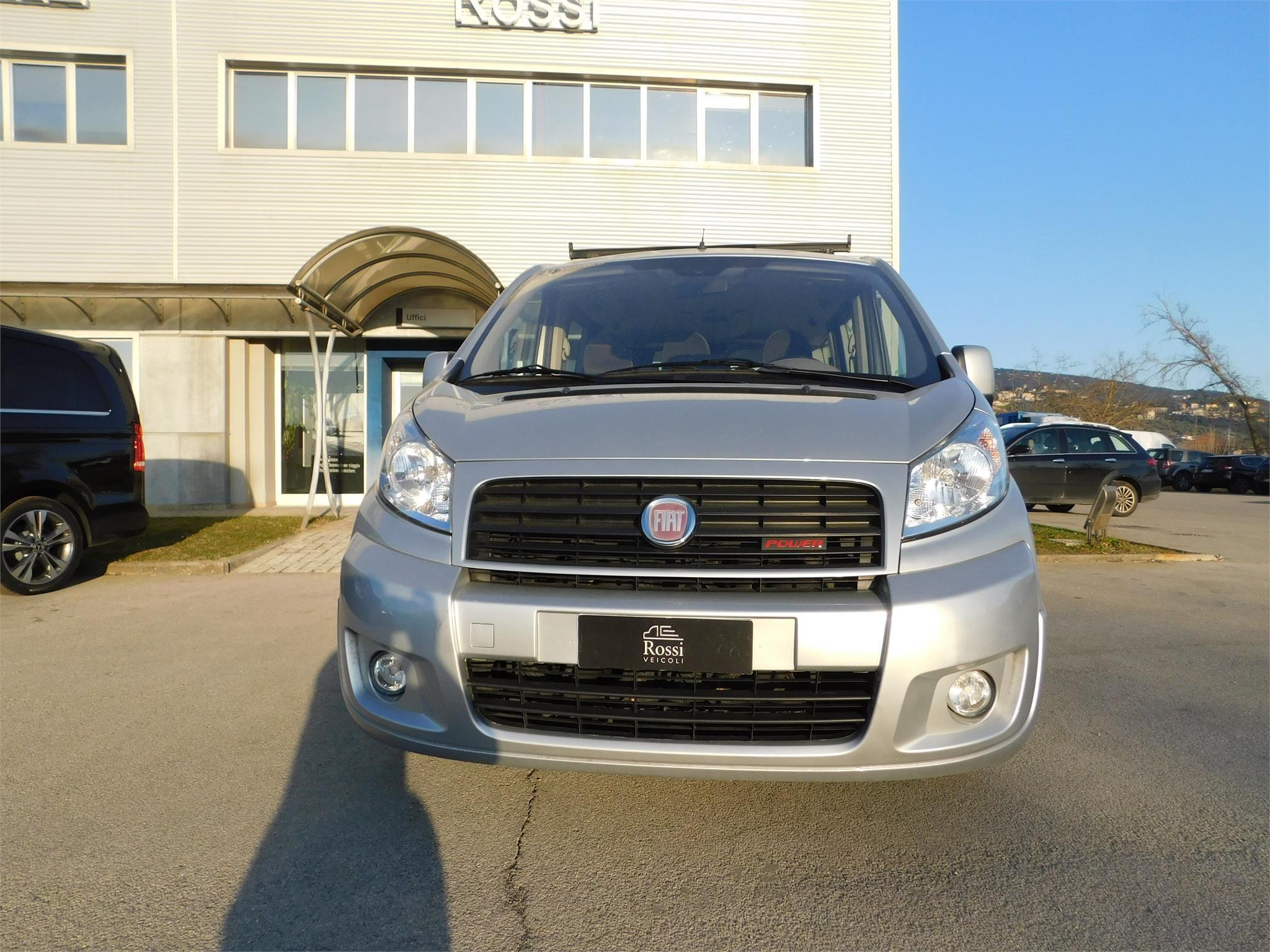 Fiat SCUDO Usagé
