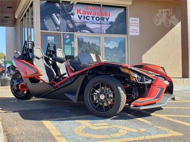 2019 POLARIS SLINGSHOT SLR For Sale In Apache Trail, Arizona