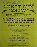 Minot Gun Show Online-only Auction