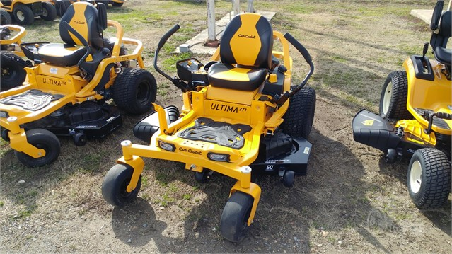 2019 CUB CADET ULTIMA ZT1 50 For Sale In Pryor, Oklahoma