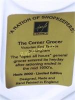 Hazle Ceramics - The Corner Grocer