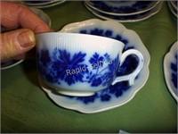 Vintage Swedish Tea Set