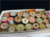 Vintage Thread & Buttons