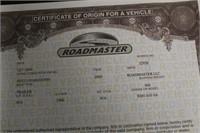 2005 Road Master Enclosed Trailer 5DT211D165105293