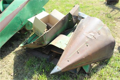 John Deere 844 Corn Header Other Auction Results - 1