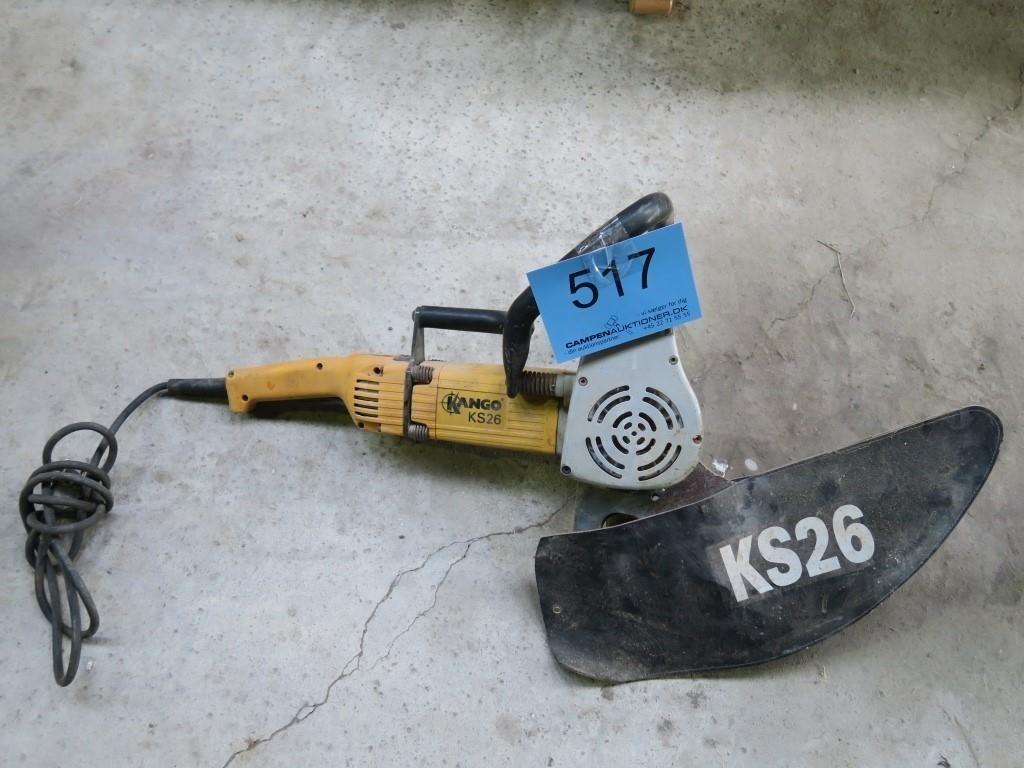 Elementskærer Kango KS26 MOMSFRI | Campen Auktioner A/S