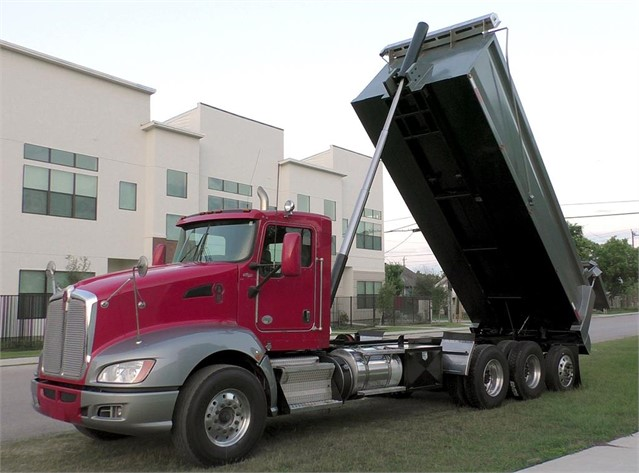 2013 KENWORTH T660 For Sale In Houston, Texas