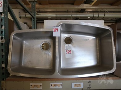 3075d189dec STEEL DOUBLE SINK Other Auction Results - 6 Listings