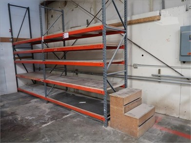 3'D X 10'W X 13'L PALLET RACK Other Auction Results - 1 Listings