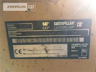 CATERPILLAR 308C CR