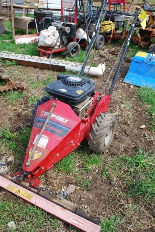 Troy-Bilt Sickle Bar Mower | HiBid Auctions
