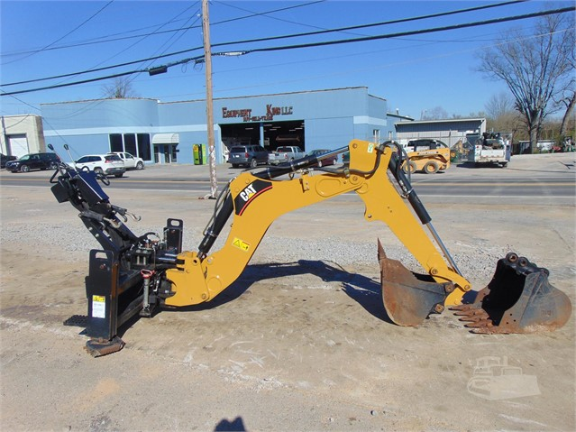 CAT BH160 Backhoes For Sale In Lewisburg, Tennessee