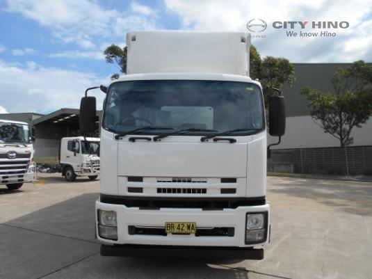 2012 Isuzu FTR 900 City Hino - Trucks for Sale
