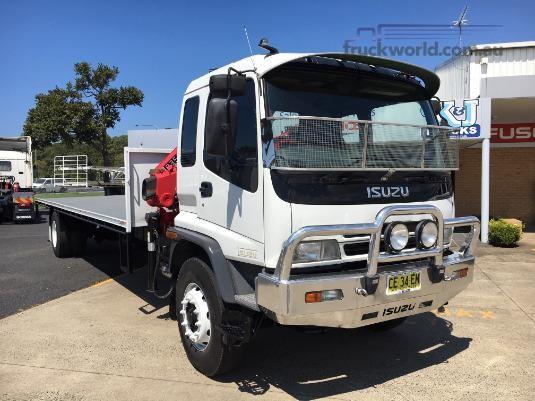 2007 Isuzu FVD 950 Trucks for Sale