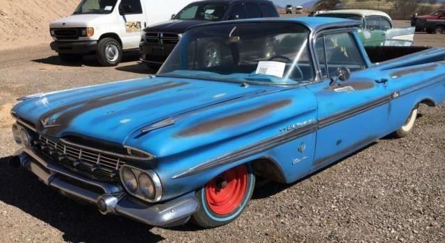 1959 chevrolet el camino apple towing co 1959 chevrolet el camino apple towing co