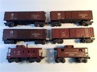Online Prewar & Postwar Model Trains-Steel Trucks-Emco Lathe