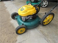"Yard Man 20"" push mower"