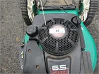 WeedEater push mower