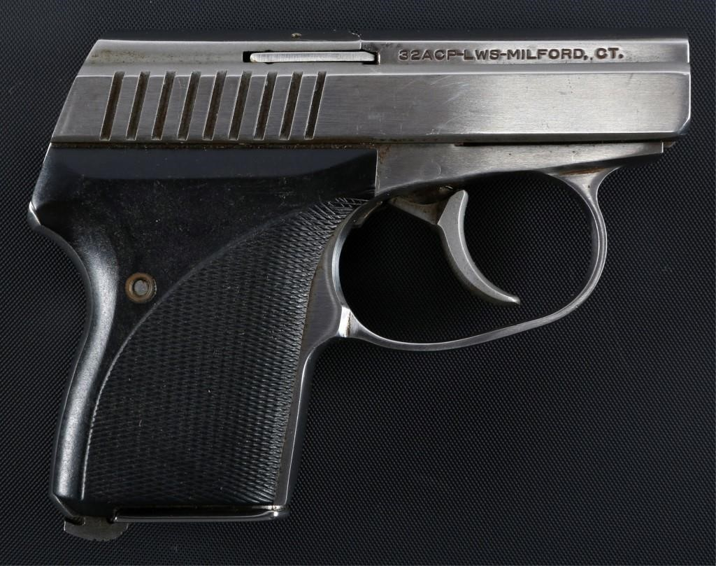 SEECAMP MODEL LWS32  32 ACP PISTOL | Centurion Auctions LLC