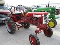 McCormick Farm Cub Tractor