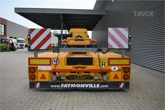 FAYMONVILLE STBZ-3VA 5.7 M Extandable Powersteering Dolly D-1!
