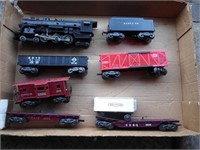 Marx Steam Electric Train Set #56814 Made in USA
