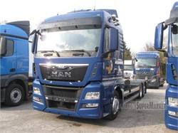 MAN TGX26.480LL  used