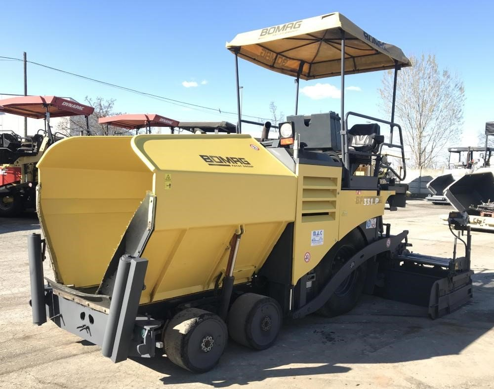 Bomag BF331 #Used