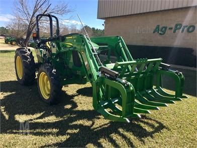 40 HP To 99 HP Tractors For Sale In Atlanta, Georgia - 207