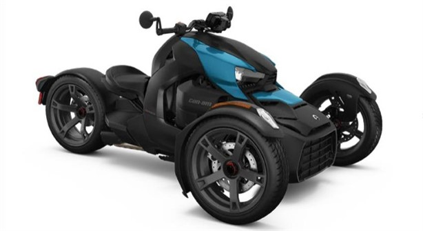 CAN-AM RYKER Trike Motorcycles For Sale - 5 Listings