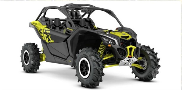 CAN-AM MAVERICK X3 X MR TURBO R Utility Vehicles For Sale