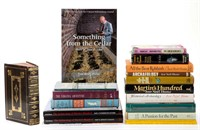Publications including first editions authored by Ivor Noel Hume.