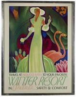 Pullman advertising poster (c.1935)