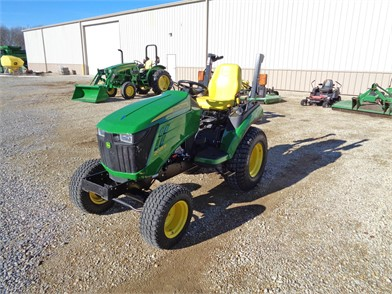 Less Than 40 HP Tractors For Sale In Kansas - 127 Listings