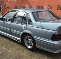 1988 VL Commodore Walkinshaw Group A SS | Burns & Co