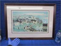 April 5 Online Auction: Artwork - Antiques - Waterford - Etc